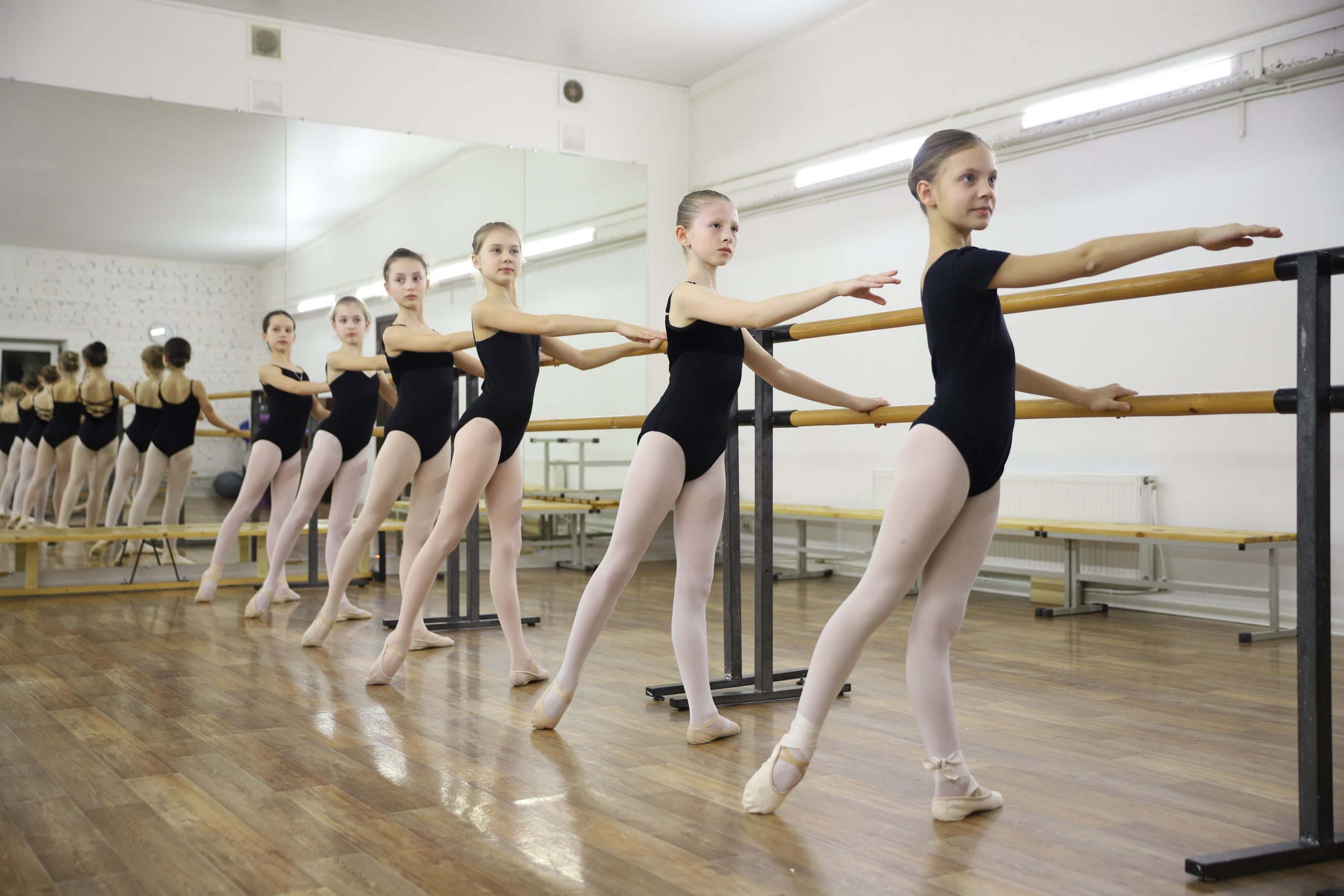 Урок классики, балетная стажировка
