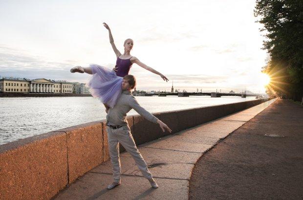 Балетные стажировки в Санкт-Петербурге