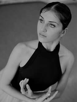 Лилия Лищук - педагог в школе балета INTERNATIONAL BALLET WORKSHOP