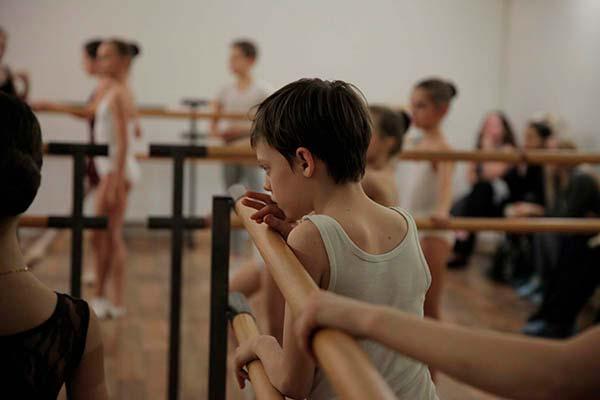 балет тренировки