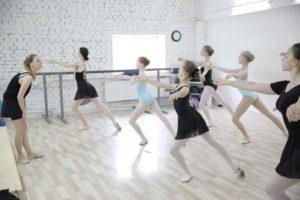 балет занятия для начинающих