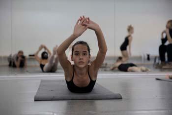 балетная школа для начинающих