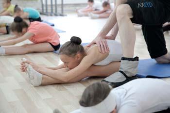 Балетная школа занятия