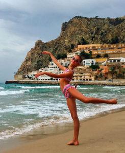 балетный лагерь за границей
