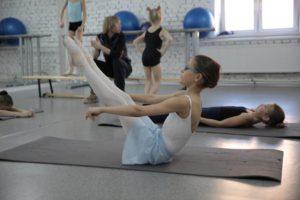 балетная школа в санкт петербурге
