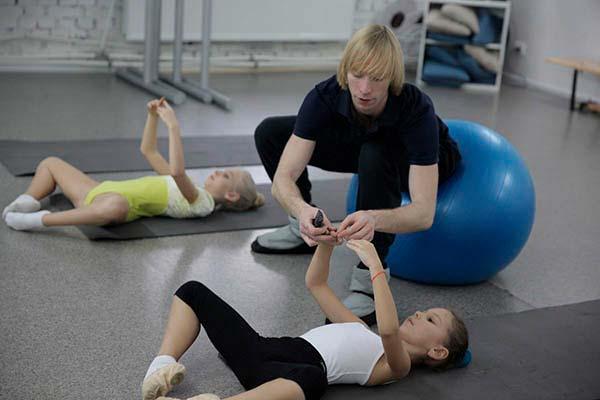 первые уроки балета для начинающих
