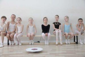 хочу заняться балетом