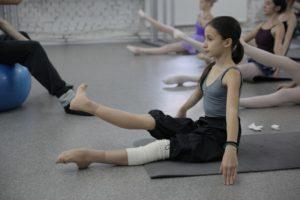 отдать ребенка в балет