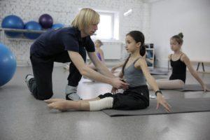 русский балет дети