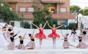 летние балетные