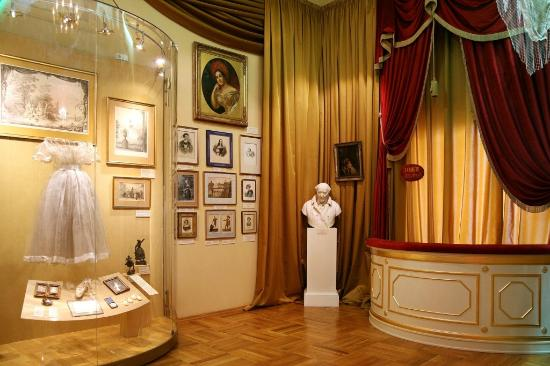 Посещение Музея-театра