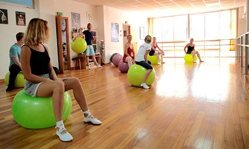 уроки балета для взрослых