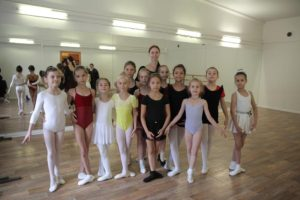 балетные танцы для детей