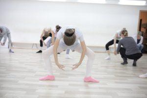 занятия детским балетом