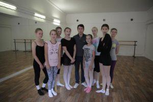 школа балета спб для детей