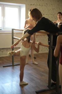 индивидуальные занятия по балету для детей