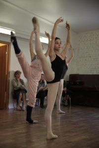 взрослый балет