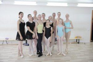 русская балетная школа
