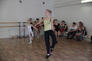 школа современного балета