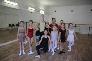 балетная школа в питере