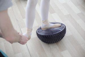 обучение в балетной школе