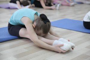 балетная студия для детей