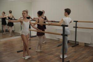 уроки балета для начинающих детей
