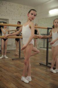 занятия балетом для начинающих детей