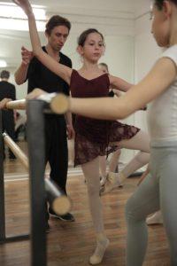 балет для детей в спб занятия