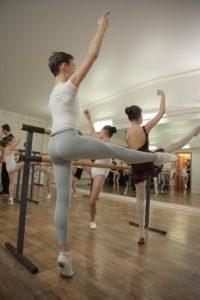 балет растяжка для детей