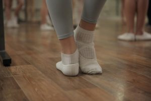 мастер класс по балету для детей