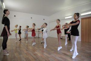 студия балета для детей