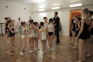 занятия балетом для взрослых