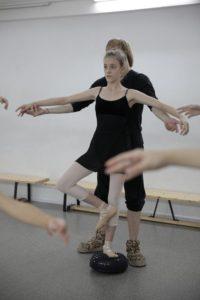 сколько стоит занятия балета