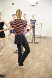 уроки балета для детей