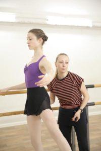Балетная стажировки