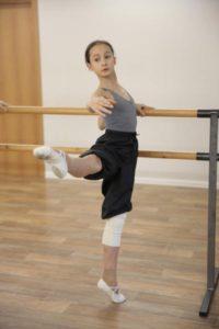 балетная стажировка