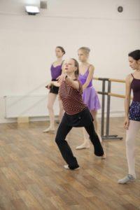 лагерь балет