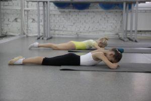летний балетный лагерь для детей