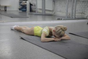 балетный лагерь в испании