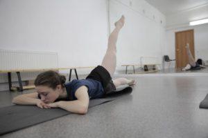 учиться балету