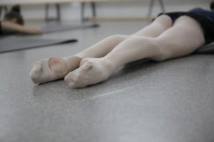 занятия классическим танцем