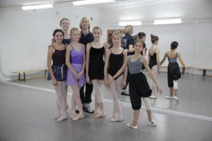 балетный урок