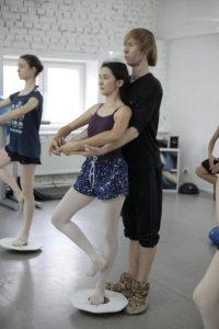 классический танец для начинающих