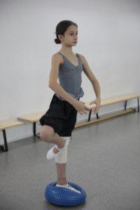 балет учиться танцевать