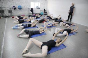 балетные выступления