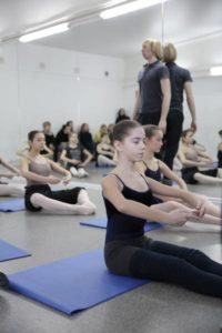 классический балетный танец