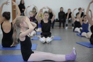 стретчинг балет