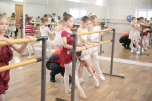 балетные танцовщицы