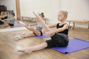 летний интенсив балет